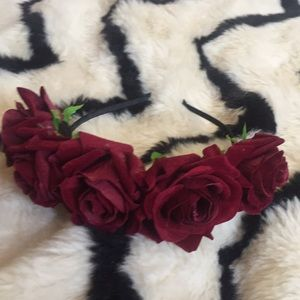 Accessories - Flower Headband